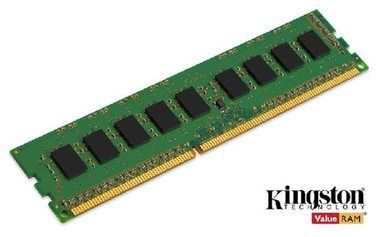 Kingston 8GB / 1600MHz / DDR3L / ECC / CL11 / DIMM  / 1.35V / w/TS / Intel Certified