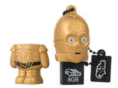 Tribe 8GB STARWARS LS C-3PO / Flash Disk / USB 2.0 / výprodej