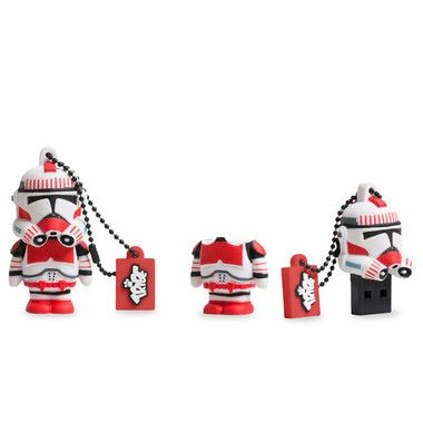 Tribe 8GB STARWARS Shock Trooper / Flash Disk / USB 2.0