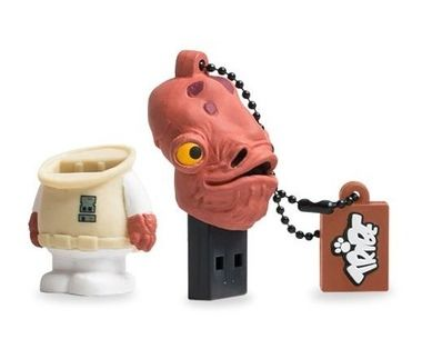 Tribe 8GB STARWARS Admiral Ackbar / Flash Disk / USB 2.0
