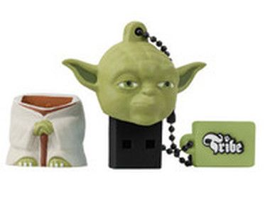 Tribe 8GB STARWARS LS Yoda / Flash Disk / USB 2.0