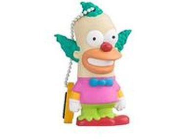 Tribe 8GB USB SIMPSON Krusty / Flash Disk / USB 2.0