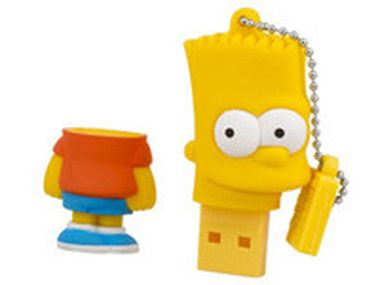 Tribe 8GB USB SIMPSON Bart / Flash Disk / USB 2.0