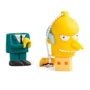 Tribe 8GB USB SIMPSON Mr. Burns / Flash Disk / USB 2.0