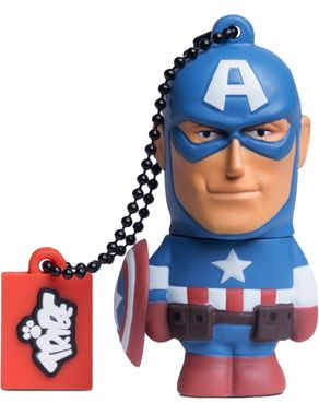 Tribe 8GB Captain America / Flash Disk / USB 2.0 / výprodej