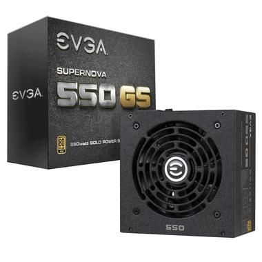 EVGA SuperNOVA GS zdroj 550W / 80 Plus