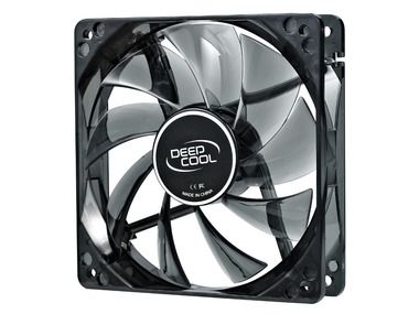 DEEPCOOL WIND BLADE 120 CASE FAN / ventilátor / modré LED