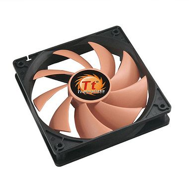 THERMALTAKE AF0023 Smart Case Fan II/80/25/VR Control / 2500rpm / Ball+Sleeve