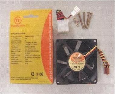 THERMALTAKE TT8025A-2B FAN KIT / 80x80x25 / 2900RPM