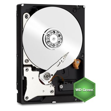 "WD Green 4TB / HDD / 3.5"" SATA III / IntelliPower / 64MB cache / 2y / výprodej"