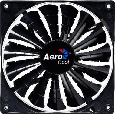 AeroCool Shark Fan / 140 mm / Ventilátor / Black Edition