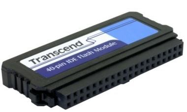 Transcend IDE (PATA) FLASH modul / 8GB / SLC (40Pin Vertical) / 57/38MB/s