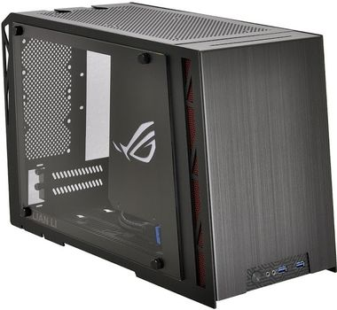 Lian Li PC-Q17WX Republic of Gamers Edition