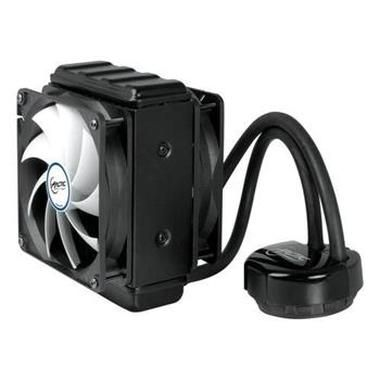 ARCTIC Liquid Freezer 120 / 2x 120 mm / Fluid Dynamic Bearing / 0.3 Sone @ 1350 RPM / Intel + AMD