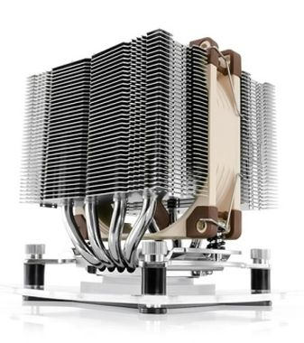 Noctua NH-D9L / 92 mm / SSO2 Bearing / 22.8 dB @ 2000 RPM / 78.9 m3h / Intel + AMD