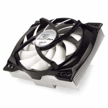 ARCTIC Accelero L2 PLUS / TDP 120W / 92 mm / Fluid Dynamic Bearing / 0.4 Sone @ 2000 RPM / NVIDIA + AMD
