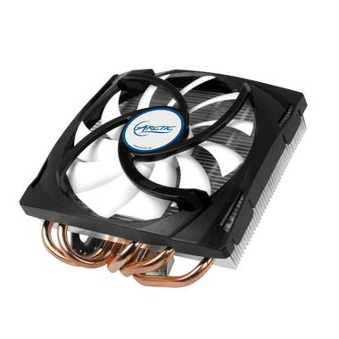ARCTIC Accelero Mono PLUS / TDP 200W / 120 mm / Fluid Dynamic Bearing / 0.4 Sone @ 1500 RPM / NVIDIA + AMD