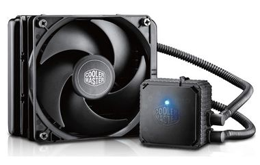 Cooler Master Seidon 120V / 120 mm / Rifle Bearing / 40 dB @ 2400 RPM / 86.15 CFM / Intel + AMD