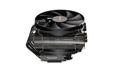 be quiet! Dark Rock TF / 2x 135mm / Fluid Dynamic Bearing / 26.7dB @ 1400RPM / 67.8CFM / Intel + AMD