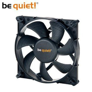 be quiet! Silent Wings 2 120 / 120mm / Fluid Dynamic Bearing / 15.7dB @ 1500RPM / 50.5CFM / 3-pin