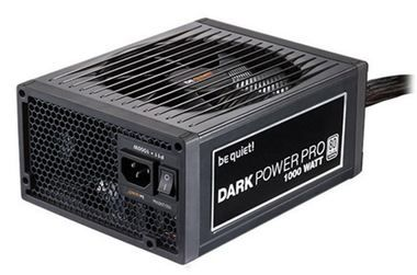 be quiet! DARK POWER PRO 11 1000W / 80PLUS Platinum / Semi-modulární / FDB 135mm