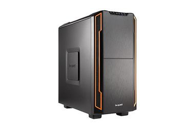 be quiet! SILENT BASE 600 Orange / ATX / 2x USB 2.0 + 2x USB 3.0 / 1x 120 mm + 4x 140 mm