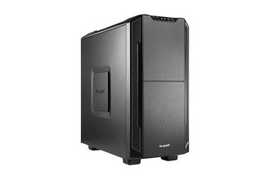 be quiet! SILENT BASE 600 Black / ATX / 2x USB 2.0 + 2x USB 3.0 / 1x 120 mm + 4x 140 mm
