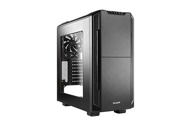 be quiet! SILENT BASE 600 Window Black / ATX / 2x USB 2.0 + 2x USB 3.0 / 1x 120 mm + 4x 140 mm