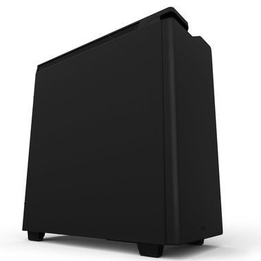 NZXT H440 Black / ATX / 2x USB 3.0 / 5x 140mm