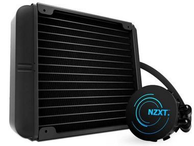 NZXT Kraken X41 / 140mm / Hydro Dynamic Bearing / 37dB @ 2000RPM / 106.1CFM / Intel + AMD
