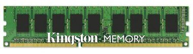 Kingston 4GB DDR3 1333MHz / 1x4GB / CL9 / SR x8 / 1.5V / bulk