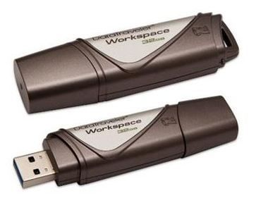Kingston DataTraveler Workspace 32GB / Flash Disk / USB 3.0