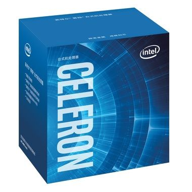 Intel Celeron G3920 @ 2.9GHz / 2C2T / 128kB, 512kB, 2MB / HD Graphics 510 / 1151 / Skylake / 51W