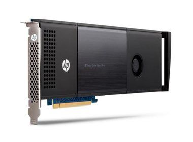 HP Z Turbo Drive G2 2x256GB / SSD / PCIe