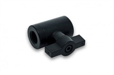 EKWB EK-AF Ball Valve (10mm) - Black