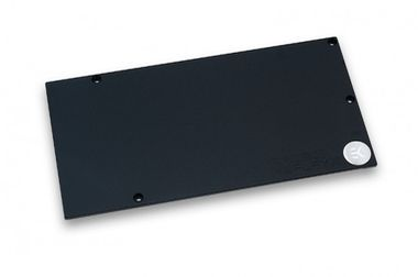 EKWB EK-FC R9 Fury X Backplate - Black