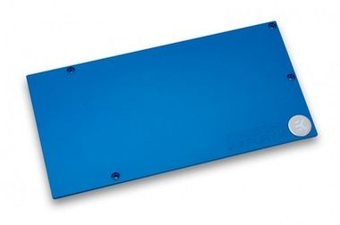 EKWB EK-FC R9 Fury X Backplate - Blue