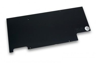 EKWB EK-FC780 GTX Ti Matrix Backplate - Black