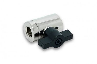 EKWB EK-AF Ball Valve (10mm) - Nickel