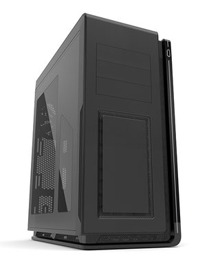 Phanteks Enthoo Mini XL Black / Micro ATX / 2x USB 3.0 / 3x 140mm / Průhledná bočnice
