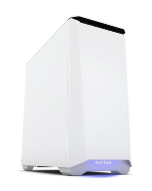 Phanteks Eclipse P400S White / E-ATX / 2x USB 3.0 / 2x 120mm