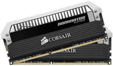 Corsair DOMINATOR Platinum 8GB / 2x4GB / DDR3 / 1600MHz / PC3-12800 / CL7-8-8-24 / 1.5V /s chladičem