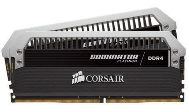 Corsair DOMINATOR 16GB / 2x8GB / DDR4 / 3000MHz / PC4-24000 / CL15-17-17-35 / 1.2V / XMP2.0 / s chladičem