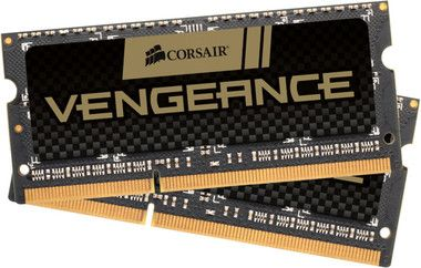 Corsair VENGEANCE 8GB / 2x4GB / SO-DIMM / DDR3L / PC3-17000 / 2133MHz / CL11-11-11-27 / 1.35V