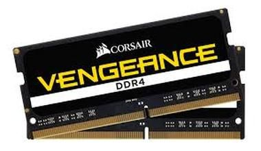 Corsair VENGEANCE 16GB / 2x8GB / SO-DIMM / DDR4 / PC4-21300 / 2666MHz / CL18-19-19-39 / 1.2V