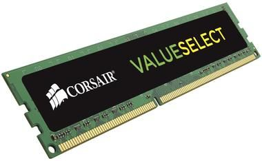 Corsair VALUE SELECT 8GB / DDR3L / 1600MHz / PC3-12800 / CL11-11-11-28 / 1.35V