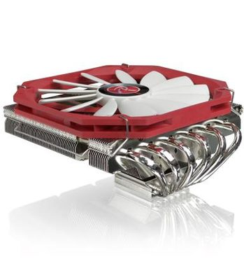 RAIJINTEK Pallas / 140 mm / Sleeve Bearing / 1400 RPM / PWM / Intel + AMD