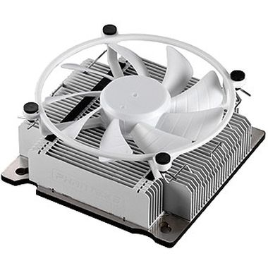 Phanteks PH-TC90LS Low-Profile / chladič CPU / pro Intel / 92mm fan / bílá