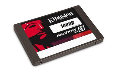 "Kingston SSDNow E50 100GB / SATA3 / 2.5"" / 7mm / AES / 550/530MB/s"