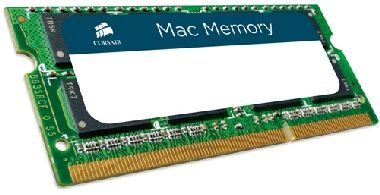 Rozbaleno - Corsair 8GB SO-DIMM DDR3 1333Mhz / 1x8GB / CL9 / 1.5V / pro Apple / rozbaleno